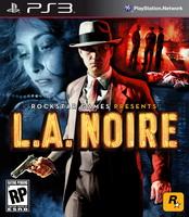 L.A. Noire - Cover PlayStation 3