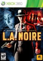 L.A. Noire - Cover Xbox 360